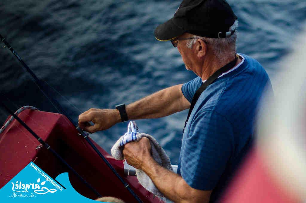 Comment conserver les vers de pêche?