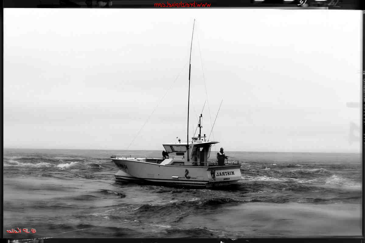 Comment devenir un garde fédéral des pêches?