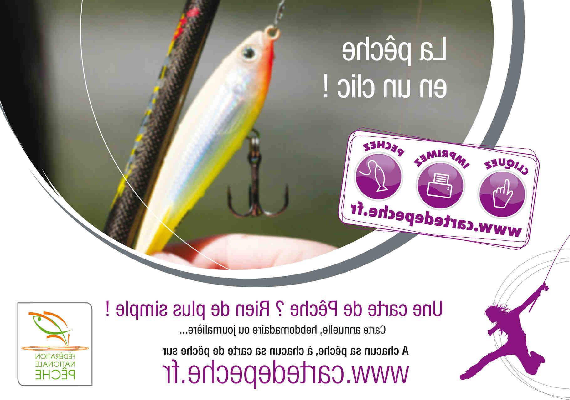 Comment acheter son permis de pêche sur Internet ?
