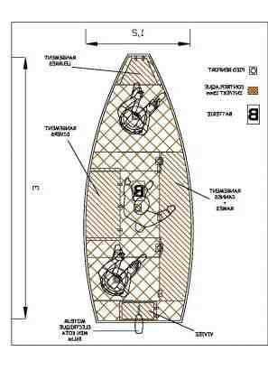Comment étancher une barque en bois ?