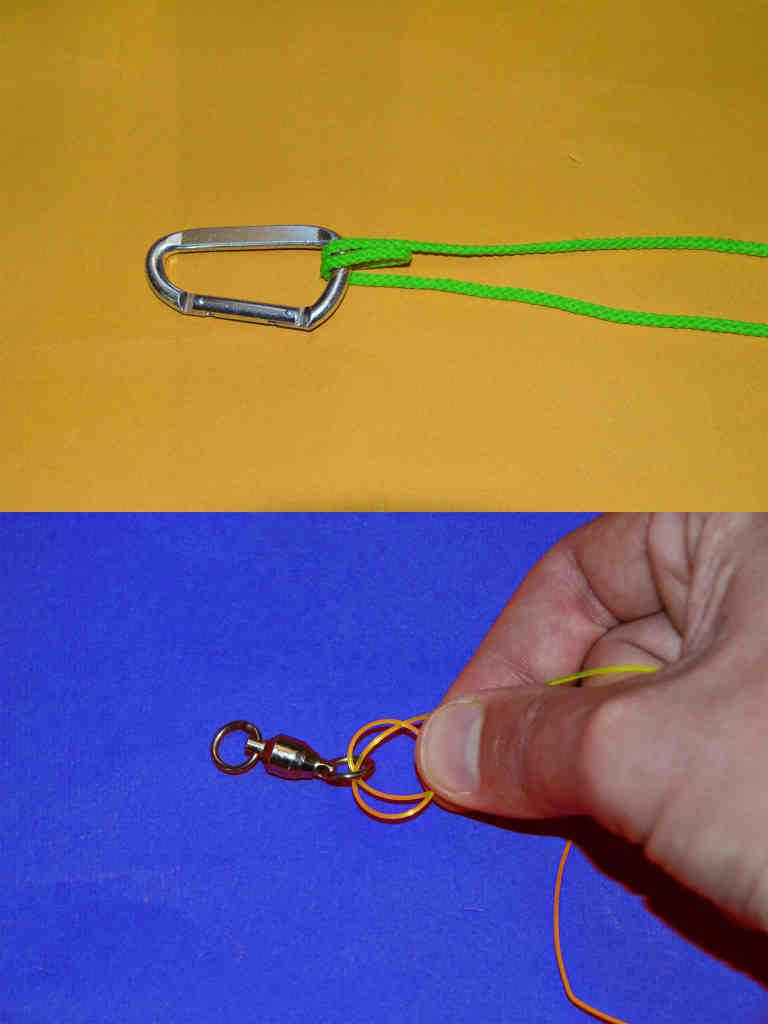 Comment faire un nœud solide avec du fil de pêche ?