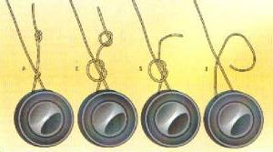 Comment mettre un fil de pêche sur un moulinet ?