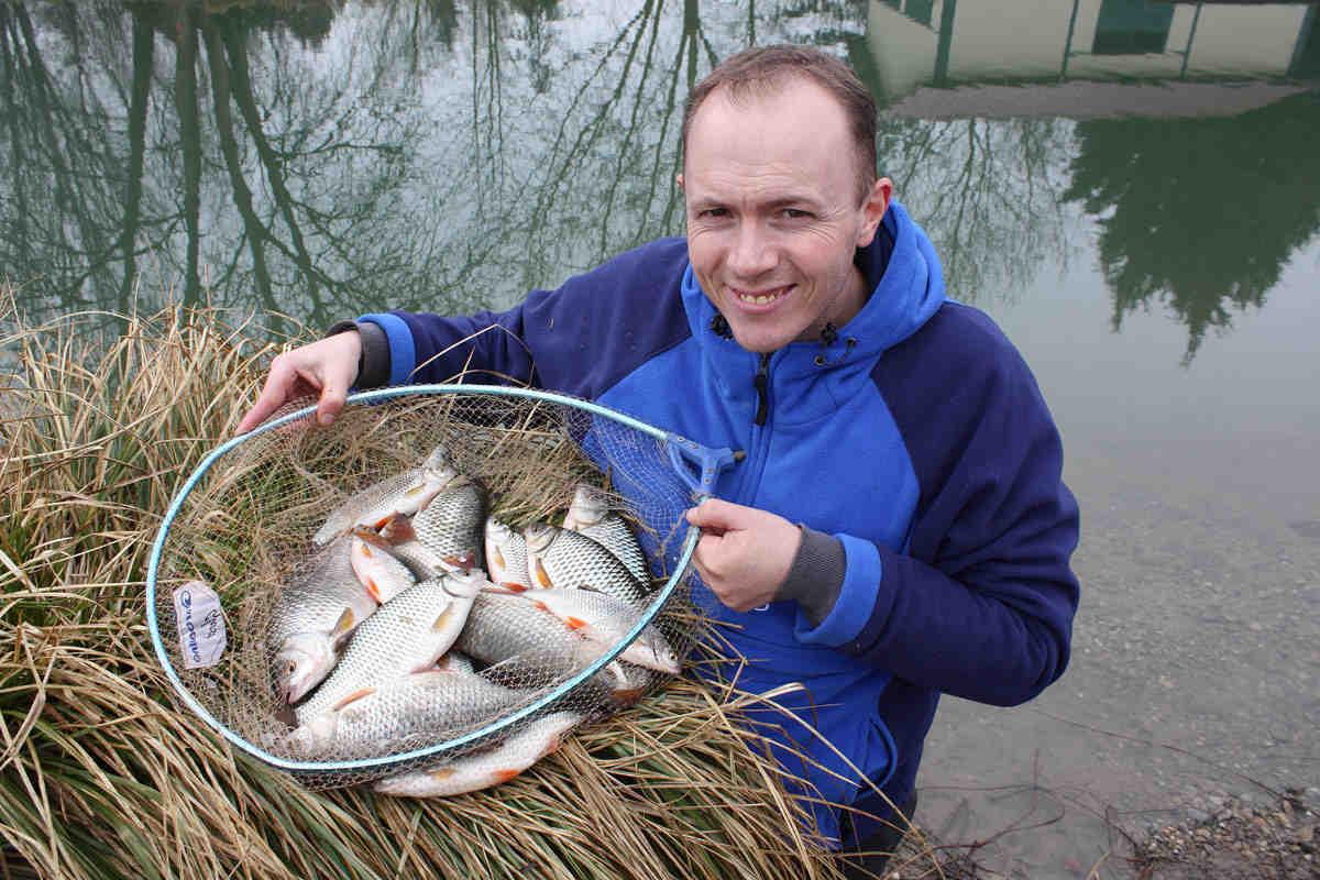 Comment monter une ligne de pêche avec moulinet ?