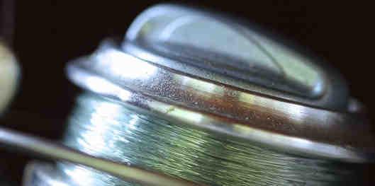 Comment remplir un moulinet de nylon ?