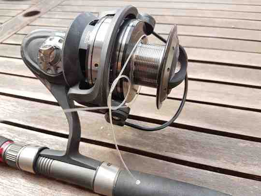 Comment remplir un moulinet de pêche ?